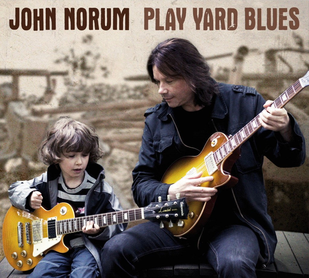 Play Yard Blues album cover artwork