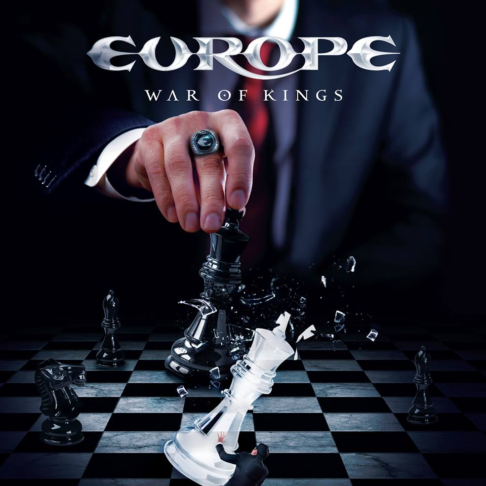 War of Kings album cover artwork