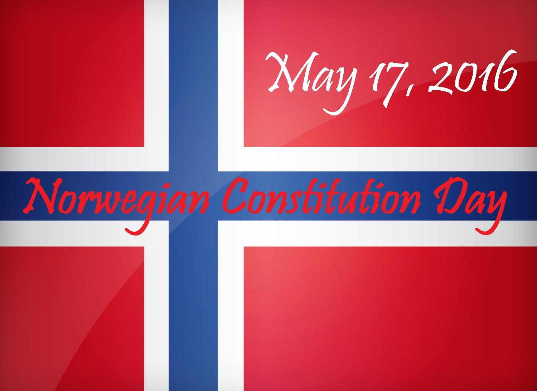 Norwegian Constitution Day 2016