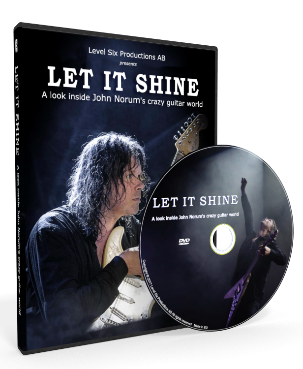 Promo photo for LET IT SHINE (DVD)