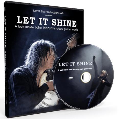Promo DVD squared