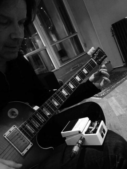 Making of - NEW solo album 2019