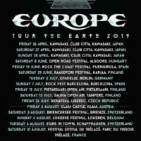 Europe WTE tour 2019 - updated