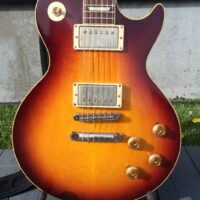 Gibson Les Paul Custom Shop 1959 - front zoomed