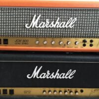 JCM 800 50 Watt the 1987 model and another 2555 model