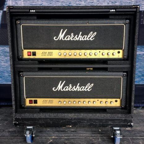 50 watt JCM 800 2205 model (1987) and JCM 800 100 watt 2210 model (1988)