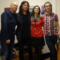 JOHN & TONE NORUM UNPLUGGED live @ Studio Skandia in Norrköping (SE) - January 31, 2015