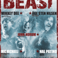 NORDIC BEAST first attack, in Oslo (NO) January 31, 2014