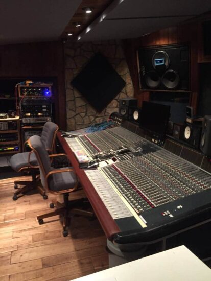 Tour of Powerplay Studios 2016 - Photo credits: John Norum
