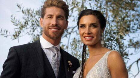 Sergio Ramos wedding