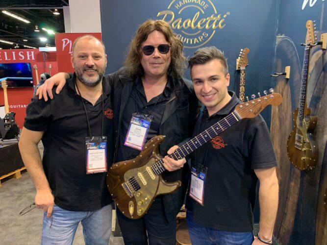 Paoletti Guitars NAMM 2020