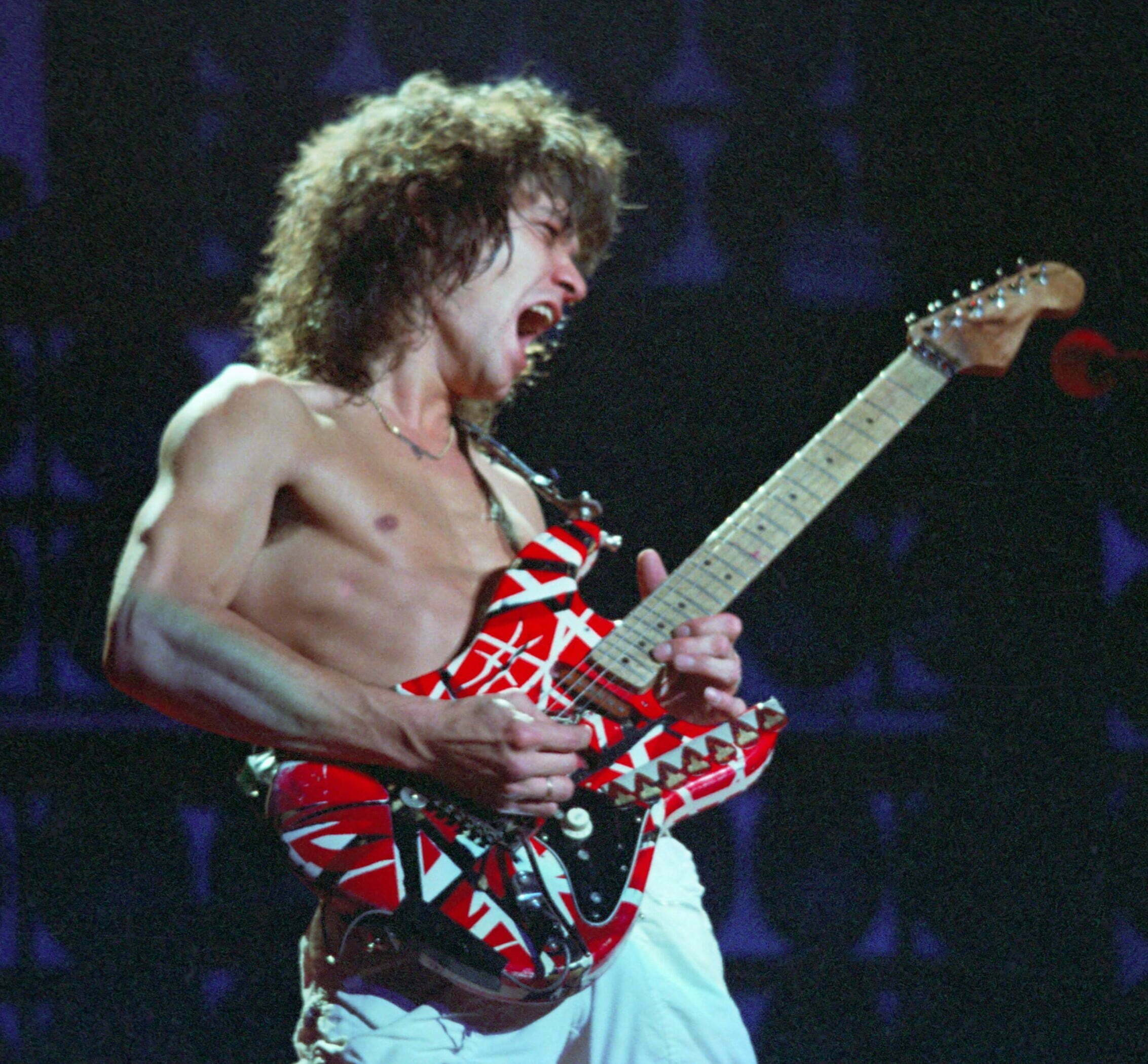 Eddie Van Halen (1955 - 2020)