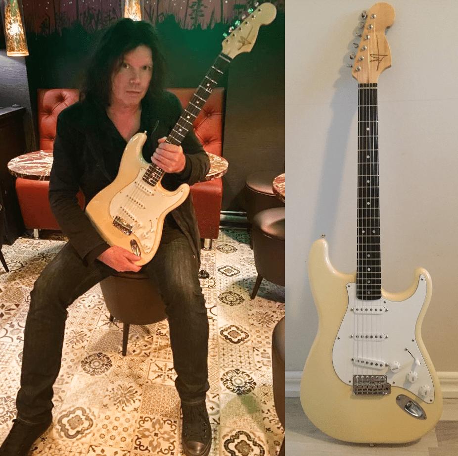 Manic Custom guitar