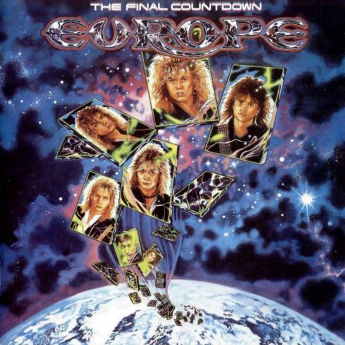 The Final Countdown album - cover art