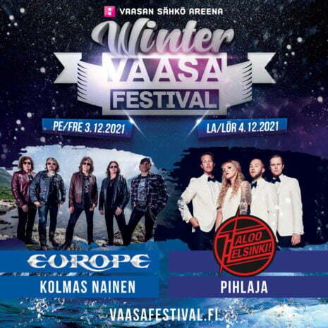 Winter Vaasa Festival 2021 (FI)